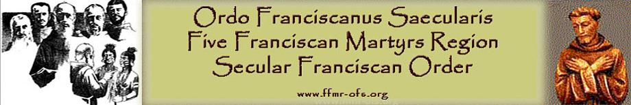 Image of Five Franciscan Martyrs of  La Florida